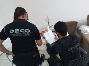 Polícia cumpre mandados de busca em imóveis de MS