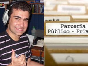 O deputado estadual e radialista Marçal Filho