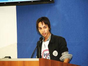 Guilherme Leles usou a tribuna da Câmara para criticar a corrupção e o gasto dos vereadores com diárias