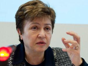 Kristalina Georgieva defende que é possível aumentar o imposto de renda dos mais ricos sem sacrificar o crescimento econômico.