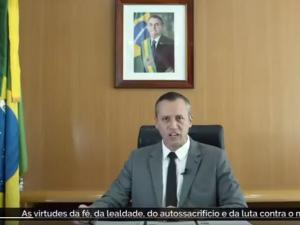 Secretário de Cultura do Brasil, Roberto Alvim