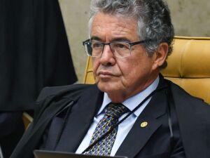 ministro do Supremo Tribunal Federal (STF) Marco Aurélio