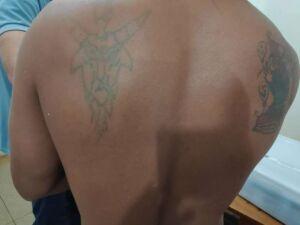 Emiliano Gonçalves, foi preso pelA Força Nacional após denúncia da família