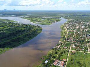 Porto Murtinho e o Rio Paraguai