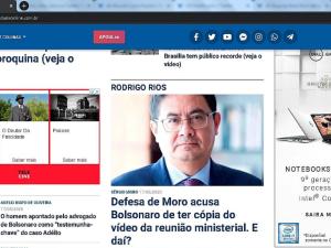 Telecine e Dell se comprometeram a vetar a anúncios em página denunciada por fake news