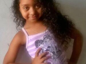 Rayanne Lopes, morta em festa junina em Anchieta