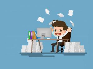 61,25% dos jornalistas brasileiros tiveram aumento de ansiedade, diz pesquisa