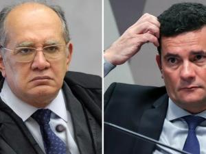 Moro foi um ministro da Justiça medíocre, diz Gilmar Mendes