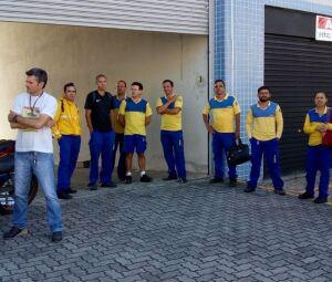 Correios fazem paralisação no Vale do Paraíba, em SP