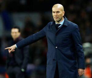 No total, Zidane conquistou nove títulos de 13 possíveis para o Real Madrid