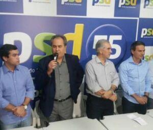 PSD decide ficar com Reinaldo Azambuja