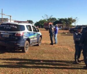 Polícia Civil foi acionada e equipes foram para o local do crime.