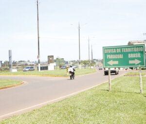 Ponta Porã, na fronteira com o Paraguai, é um dos municípios que vai receber tropas federais