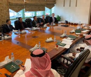 Reuniões ocorreram com equipes do Ministério da Agricultura e do setor de segurança alimentar do país