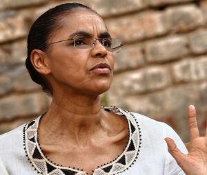 Partido de Marina, Rede recomenda a filiados que não votem em Jair Bolsonar, do PSL,o no 2º turno. Decisão foi anunciada hoje.