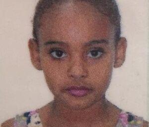Gabriely Ximenes de Souza, 10 anos
