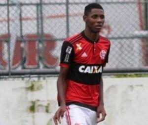 Jonatha foi aprovado no Flamengo em 2018