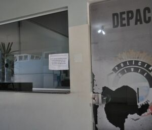 O Caso foi registrado na Delegacia de Pronto Atendimento Comunitário (DEPAC)