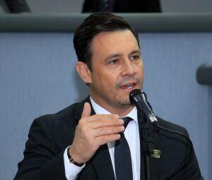 O vereador André Salineiro (PSDB)