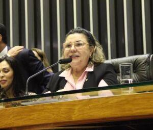 Deputada Tereza Nelma (PSDB-AL) (Reprodução/Facebook)