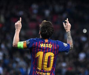 Messi é torcedor do Newell's