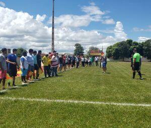 Curso de Futebol em Bataguassu
