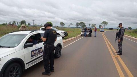 Operação contra o crime organizado é iniciada em MS e mais três estados