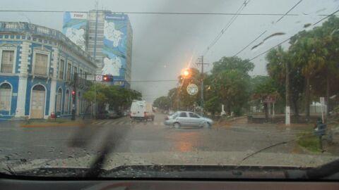 Alerta: chuva forte nesta 2ª-feira no Pantanal; veja a previsão de hoje e dos próximos 10 dias