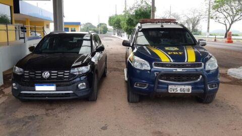 Polícia desmantela quadrilha que transportava veículos para Bolívia