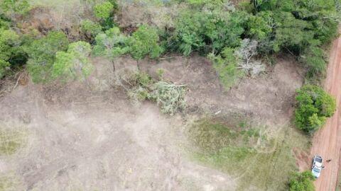 Pecuarista leva multa de R$ 5Mil por destruição de mata ciliar em Nioaque