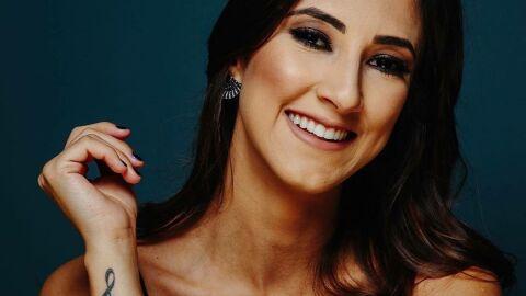 Com mais de 4 milhões de views no YouTube, cantora é atração nesta sexta