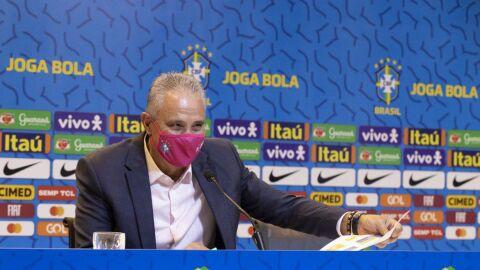 Tite convoca seleção para Eliminatórias da Copa do Mundo
