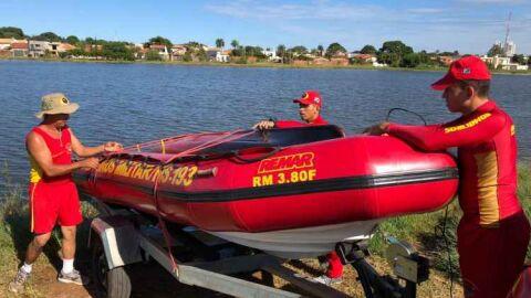 Corpo de adolescente que se afogou no rio Iguatemi é encontrado por mergulhadores