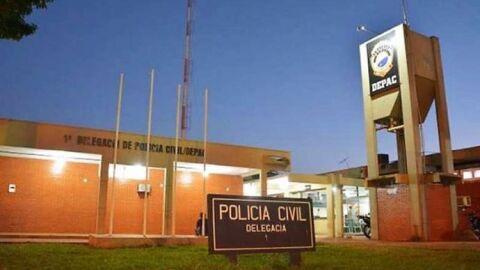 Ladrão invade conveniência e furta R$1200 reais que estava no caixa