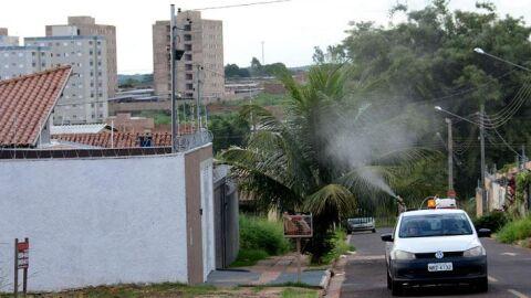 Fumacê passa no Nova Lima, Parati e outros 7 bairros da capital