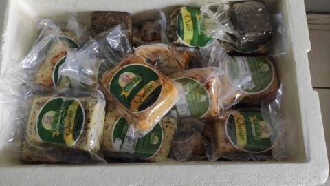 'Não ia para Minas': polícia apreende carga de queijo recheada com maconha em MS