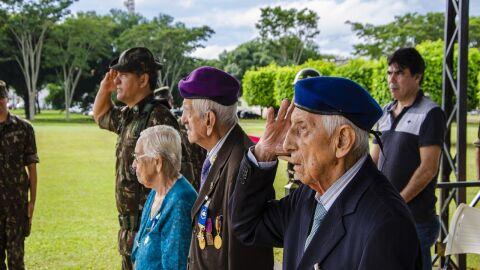 Militar que lutou contra os nazistas na Itália, morre aos 95 em Campo Grande