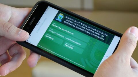 App MS Digital atualiza, permite emissão de holerites e indica descontos à servidores públicos