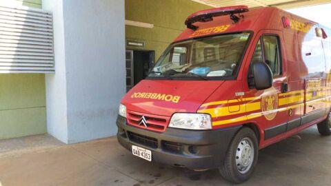 Três pessoas ficaram feridas enquanto fabricavam sabão de alcoól em casa