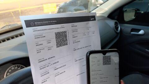 Detran alerta: outubro é mês de pagar licenciamento de placas com zero