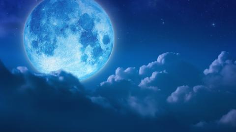 """A """"mutação da Lua"""" que acontece a cada 2,5 anos ocorre no próximo 31 de outubro"""