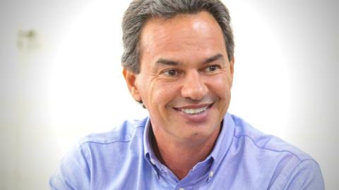Marquinhos lidera com 41% das intenções de votos, juntos, adversários não chegam a isso