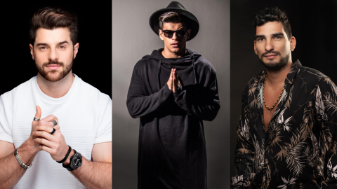 Alok, Vintage Culture e Leandro da Silva estão no top 101 do ranking da 1001Tracklists