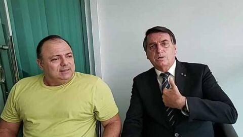 """""""Não é mais fácil investir na cura do que na vacina?"""", pergunta Bolsonaro; e o eco nessa cabeça"""