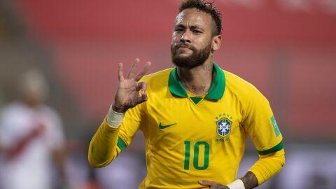 Brasil vence Peru por 4 a 2 e Neymar ultrapassa marca de Ronaldo Fenômeno