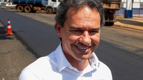 Marquinhos pode vencer com 53,36% dos votos no 1º-turno, diz pesquisa