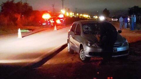 Idoso morre após ser atropelado na rodovia MS-141 em Ivinhema