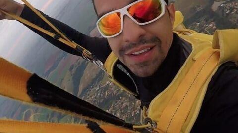 Vídeo: instrutor paraquedista despressuriza em manobra e morre ao chocar-se contra o chão