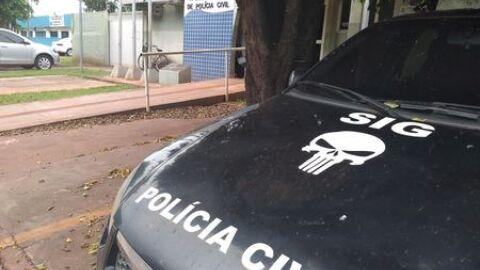 Bandidos não perdoam nem roupinhas de bebê de 8 meses durante assalto