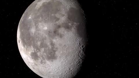 Vídeo: Nasa anuncia ter encontrado molécula de água na Lua